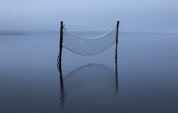Picture water, mesh, sport, volleyball, Playground