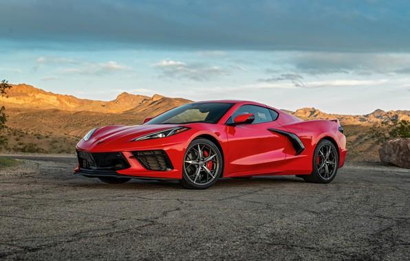 Picture Corvette, Chevrolet, 2020, Stingray Z51