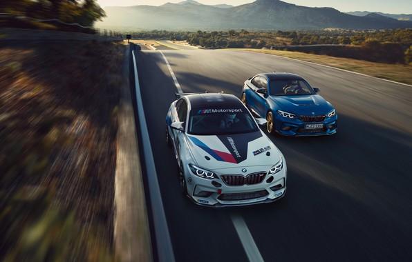 Picture Munich, BMW, Munich, racing car, 2019, BMW M2 CS Racing, BMW M Customer Racing, motorsport …