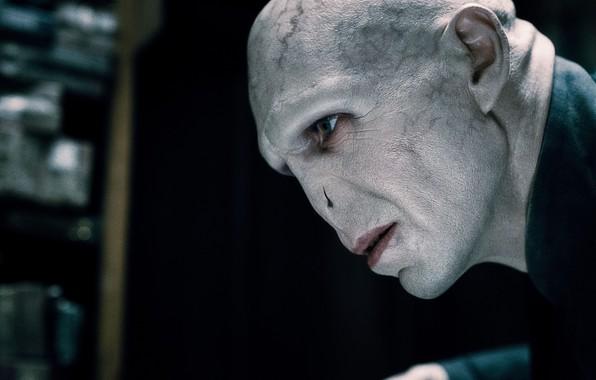 Picture look, mantle, villain, evil, Harry Potter, Ralph Fiennes, Ralph Fiennes, Harry Potter and the Deathly …