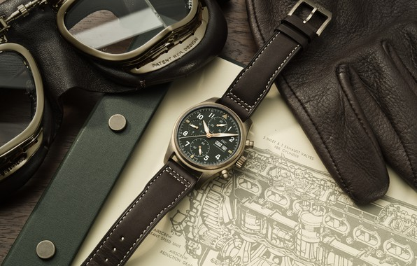 Picture IWC, Spitfire, Swiss Luxury Watches, Swiss wrist watches luxury, analog watch, collection of watches for …