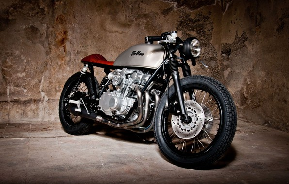 Picture Custom, Cafe Racer, Motocycle