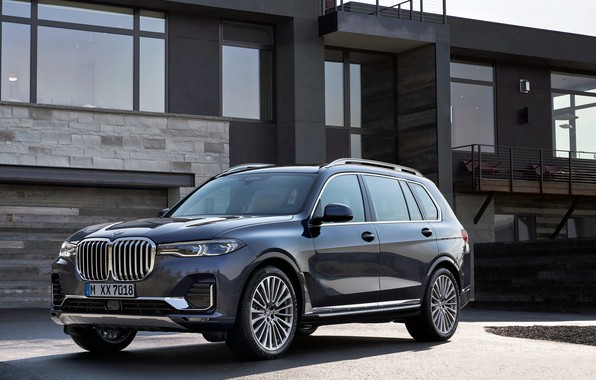 Picture BMW, Jeep, 2018, BMW X7