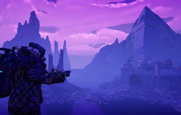 Picture Guns, Borderlands 3, Mayhem is Coming, BL3
