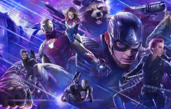 Picture Scarlett Johansson, Action, Fantasy, Superheroes, Hulk, Space, Darkness, Galaxy, Men, Girls, Nebula, Iron Man, The, …