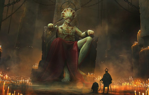 Picture the throne, the judge, Judge, Vladimir Manyukhin
