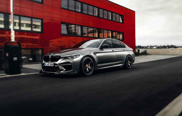Picture BMW, sedan, facade, AC Schnitzer, four-door, M5, F90, 2019, ACS5 Sport