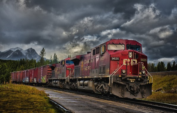 Picture Train, Railway, Railcar
