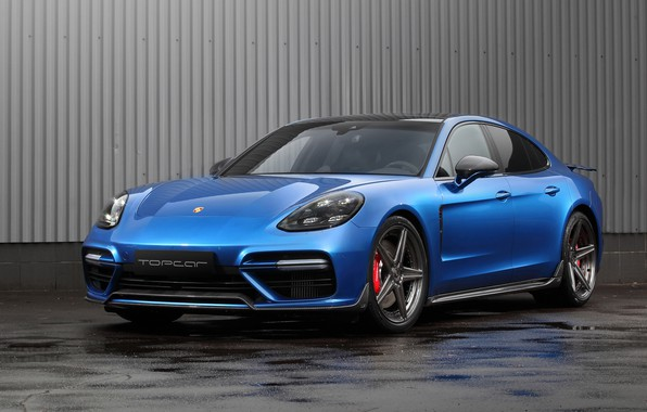 Picture Porsche, Panamera, Turbo, 2018, Ball Wed, Edition, Porsche Panamera Turbo, GT Edition, TopCar Porsche Panamera …