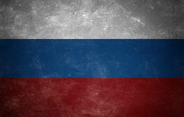 Picture wall, texture, flag, Russia, tricolor, the flag of Russia