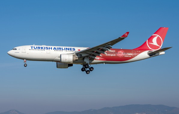 Picture Airbus, A330-200, Turkish Airlines