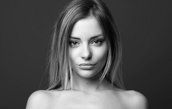 Picture girl, beautiful, girl, Dimitri Bourriau