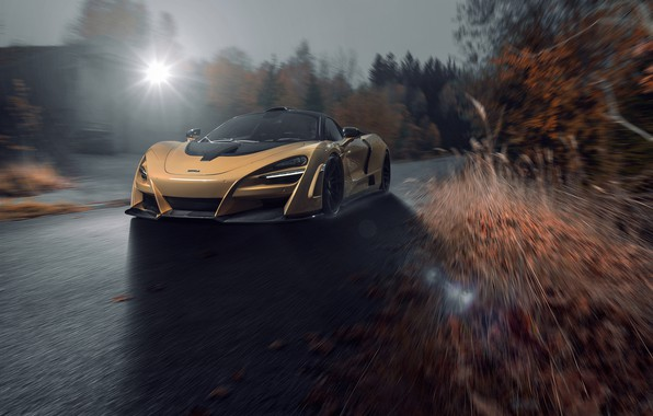 Picture McLaren, speed, supercar, 2018, Novitec, N-Largo, 720S