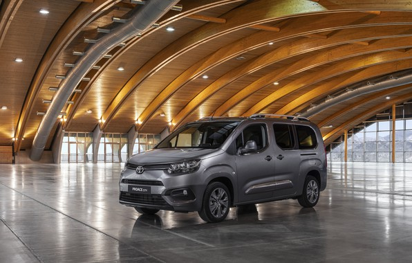 Picture auto, photo, Toyota, 2019, City Verso Long, ProAce