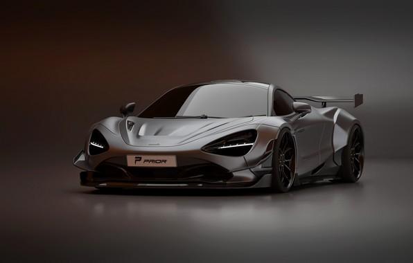 Picture McLaren, supercar, Prior Design, 2020, 720S, widebody kit