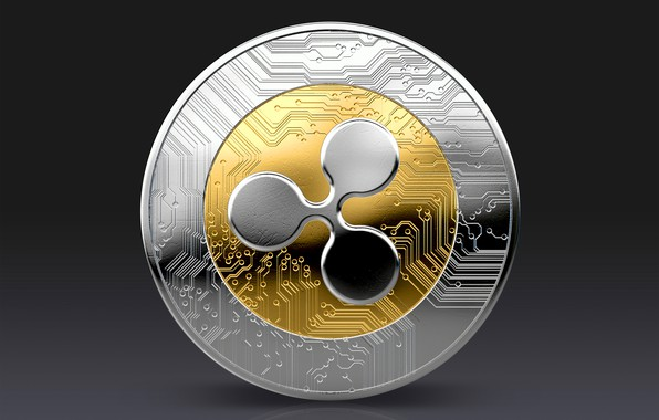 Picture silver, gold, coin, coin, ripple, xrp, RIPL