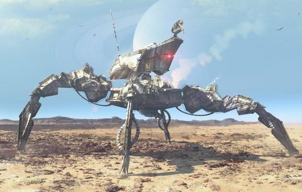 Picture Fantasy, Art, Art, Fiction, Concept Art, Vehicles, Science Fiction, Col Price, Transport, Transport & Vehicles, …