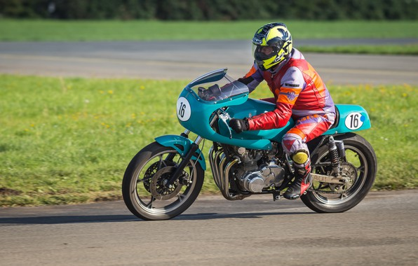 Picture motorcycle, bike, racer, racing