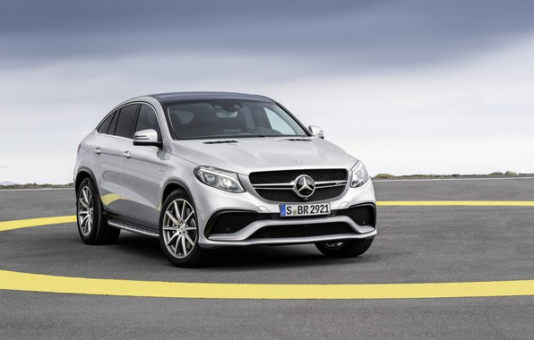 Picture Mercedes, AMG, Coupe, 2016, 4Matic, GLE63