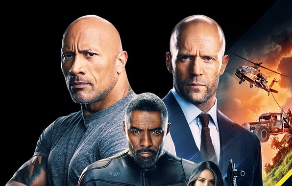 Picture movie, the film, cover, Fast & Furious Presents Hobbs & Shaw