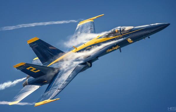 Picture Lantern, F/A-18, Blue Angels, Pilot, Aerobatic team, The Effect Of Prandtl — Glauert, F/A-18 Hornet, …