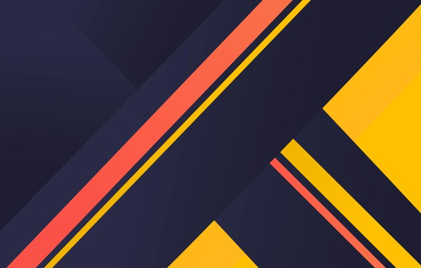 Picture line, yellow, yellow, lines, orange, gray