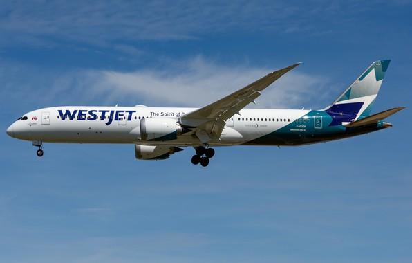 Picture Boeing, 787-9, WestJet