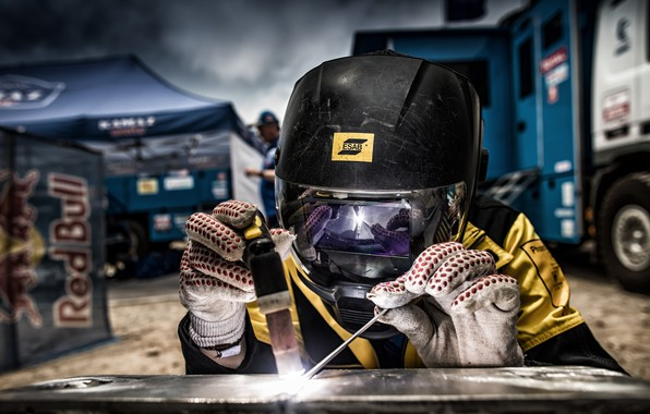 "Picture Truck, Master, Mask, Russia, Male, Kamaz, Dakar, KAMAZ-master, Dakar, KAMAZ, Master, Work, Welding, ""KAMAZ-master"", Sports …"