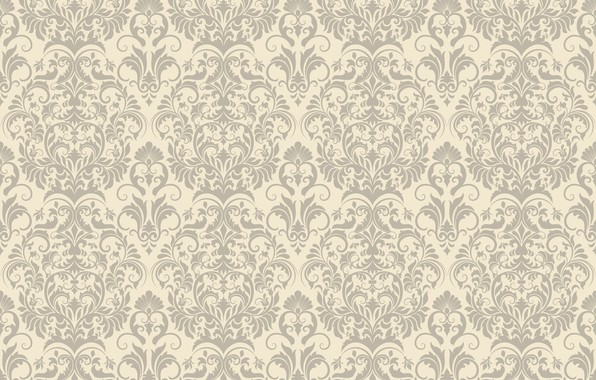 Picture background, pattern, Flower, Design, vintage, beige, Vintage, Background, Pattern, Floral