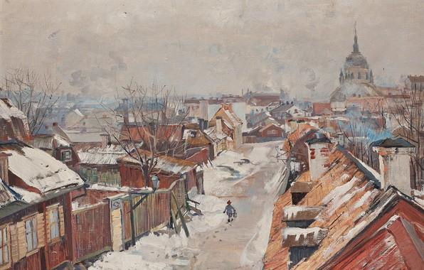 Picture 1889, Swedish artist, Swedish painter, Hilma AF Klint, Hilma af Klint, oil on canvas, The …