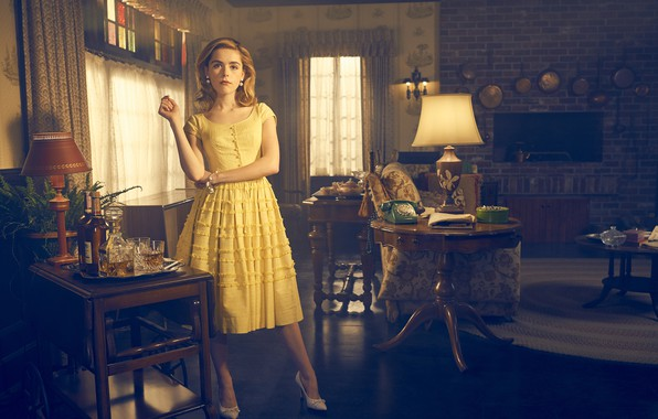 Picture flower, glass, retro, table, sofa, glass, interior, dress, kettle, window, flooring, Chicago, blonde, photographer, beauty, …