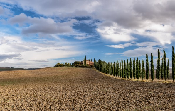 Picture Italy, Beauty, Tuscany, Val d'orcia
