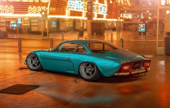 Picture Auto, The game, Machine, Concept Art, Alpine, Vehicles, Game Art, Gran Turismo Sport, A110, Transport, …