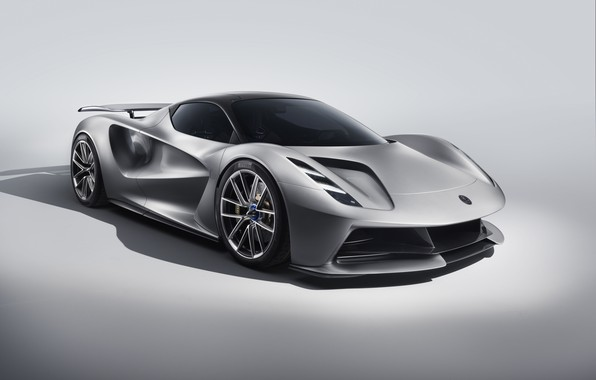Picture lights, Machine, Lotus, drives, hypercar, Evia