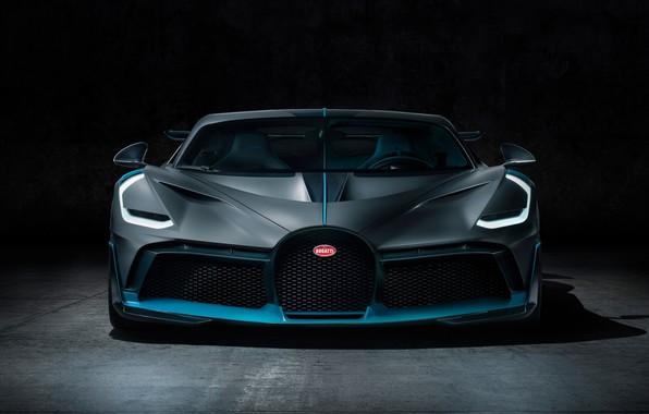 Picture background, front view, hypercar, Divo, Bugatti Divo, 2019 Bugatti Divo