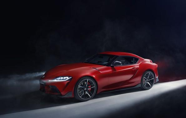 Picture Toyota, Supra, 2019