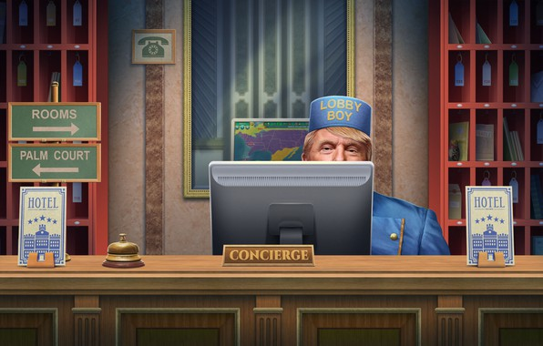 Picture Computer, Style, Monitor, President, Art, Art, Style, Game, Computer, President, Game Art, Donald Trump, Donald …