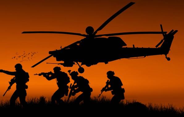 Picture SUNSET, ORANGE, ARMA, MSF, ARMA3, ARMAGH