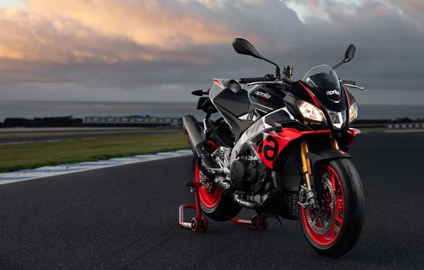 Picture photo, Motorcycle, Aprilia, Factory, 2019, Tuono V4 1100