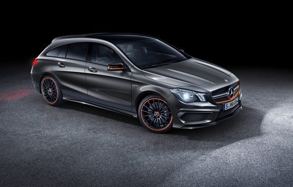 Picture Mercedes, AMG, Mercedes - Benz, Cla 45