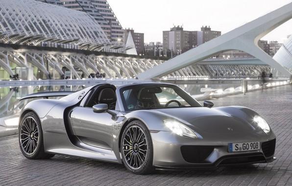 Picture Porsche, Spyder, 918