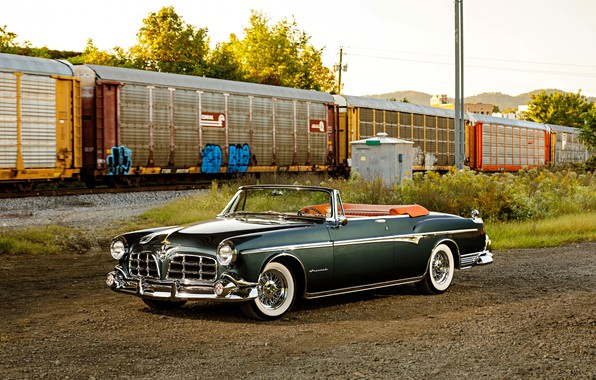 Picture Imperial, Chrysler, Coupe, Convertible, Vehicle