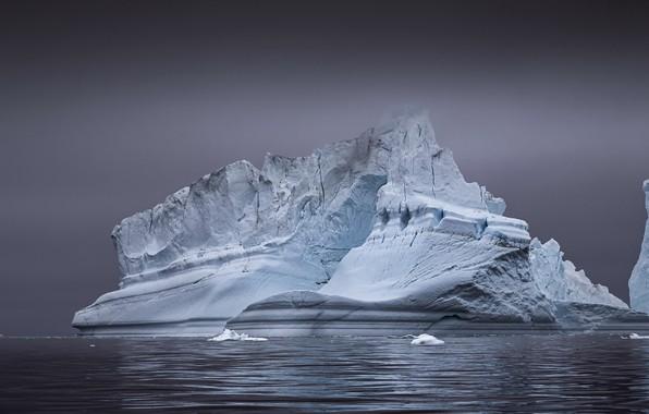 Picture Landscape, Disko Bay, Greenland