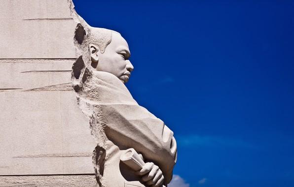 Picture Washington, USA, Memorial Martin Luther King