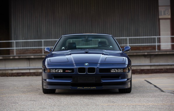 Picture BMW, BMW, Alpina, 8-series, B12 5.7, 8 series