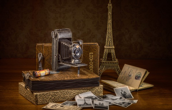 Picture photo, tower, camera