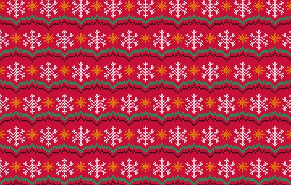 Picture winter, snowflakes, background, pattern, Christmas, Christmas, winter, background, pattern, snowflakes, knitted, knitted, seamles