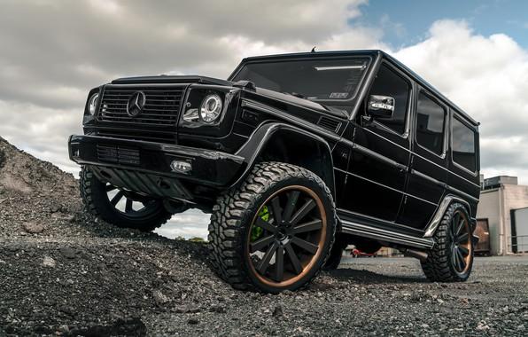 Picture Mercedes, Benz, Gaelic, G63, Mercedes-Benz G63, G-Wagen, Gelendvagen, Mercedes-Benz G-class