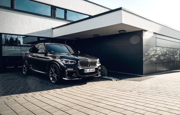 Picture machine, lights, BMW, drives, crossover, AC Schnitzer, BMW X4, grille, G02