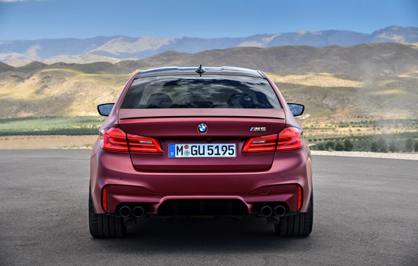 Picture BMW, feed, 2017, M5, F90, M5 First Edition